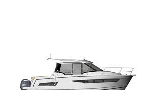 Merry Fisher 895 │ Merry Fisher de 9m │ Bateaux powerboat Jeanneau