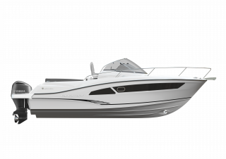 Cap Camarat 9.0 WA │ Cap Camarat Walk Around de 9m │ Bateaux powerboat Jeanneau