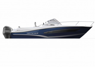 Cap Camarat 7.5 WA │ Cap Camarat Walk Around de 7m │ Bateaux powerboat Jeanneau